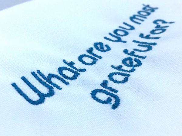 inspired designs napkins optimist series